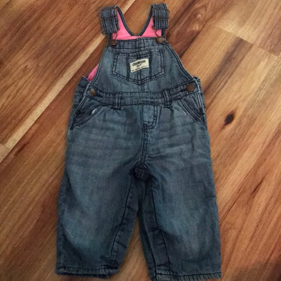 OshKosh B'gosh Other - Fleece-lined osh-kosh overalls